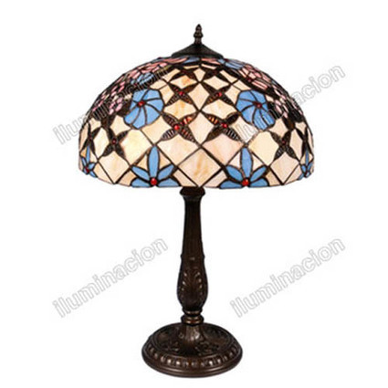 Línea de Lámpras de mesa Tiffany Reina | Catálogos de empresas de iluminación | Scoop.it