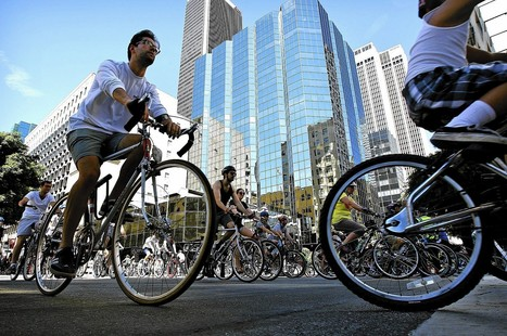 CicLAvia closes a few streets to cars but can open the city's mind | DWBE Programs | Scoop.it