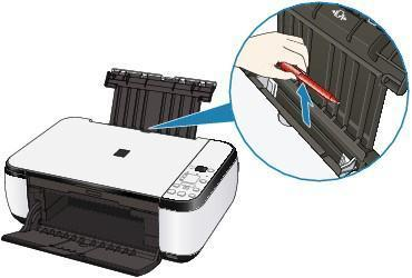paper jam and paper jammed in rear tray | Canon MP520 Printer Error Codes | Scoop.it