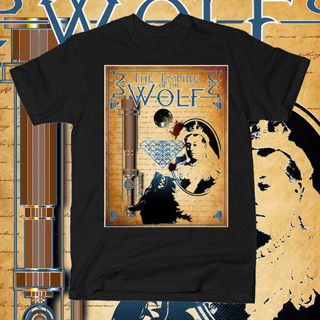 THE EMPIRE OF THE WOLF ON WHITE by karmadesigner | karmadesigner | Scoop.it
