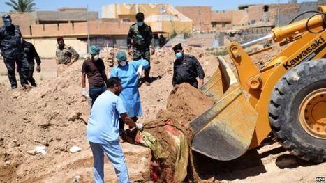 Mass Graves Found In Iraq In IS Areas | The Pulp Ark Gazette | Scoop.it