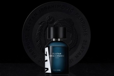 Le parfum de Zlatan arrive | innovative topic | Scoop.it