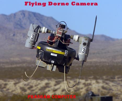 Drone Camera Deal to Chandigarh   Projector Dealers in Chandigarh - Prasham Computer   Scoop.it