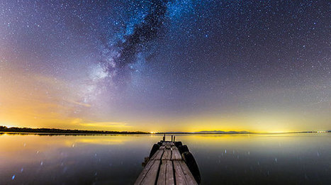 The Stunning Astrophotography of Michael Shaimblum - Visual News | Let's make photography | Scoop.it