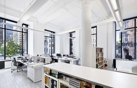 The decline and fall of the private office | Office Design | Scoop.it