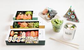 Tendance Mini Format 0 Complexe : Wasabi fait décoller le sushi   Food & chefs   Scoop.it