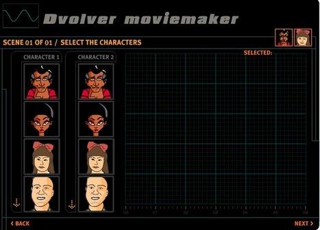 Comment créer des animations vidéo de dessins animés? | Applications du Net | retr | Scoop.it