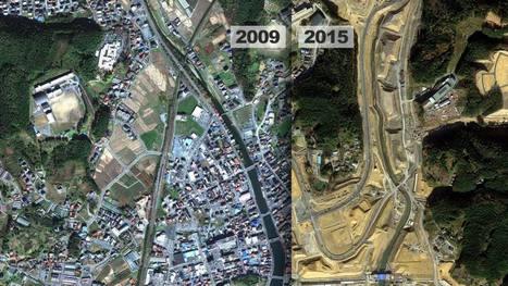Cinq ans après le séisme et le tsunami, les cicatrices du Japon (photos) | Japon : séisme, tsunami & conséquences | Scoop.it
