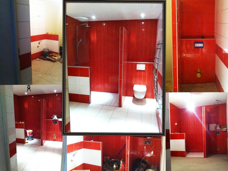 Am nager une petite salle de bains les for Petite douche a l italienne