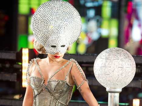 Lady Gaga Writing A New Song Is Like A Factory Investing In A New Machine : NPR | Fashion Technology Designers & Startups | Scoop.it