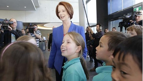 Gillard calls on states to join 'national crusade' on school funding - Sydney Morning Herald | My dream school | Scoop.it