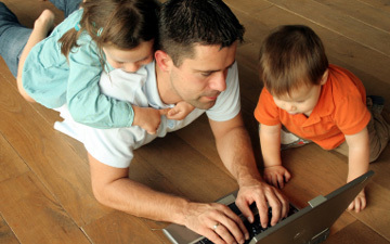4 Lessons for Parents in a Constantly Connected World | E-Learning | Scoop.it