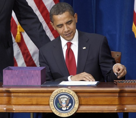 White House: Stimulus bill was good for economy | Politics | Scoop.it