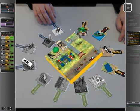 Generación Digital: estARteco. Un Juego Gratuito de Realidad Aumentada para Apreciar los Ecosistemas. | Augmented Reality & VR Tools and News | Scoop.it