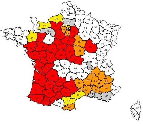 Le point sur les restrictions d'eau en France | La récupération d'eau de pluie en France | Scoop.it