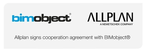 Allplan signs cooperation agreement with BIMobject® | DAO-CAO-BIM | Scoop.it
