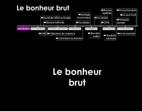 Le bonheur brut - Lesoir.be | L'actualité du webdocumentaire | Scoop.it