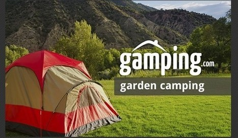 Gamping, le camping chez l'habitant! | Innovative & Trendy | Scoop.it