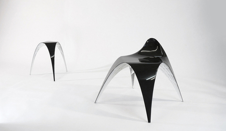 Gaudi Chair & Stool | Furniture Design | Scoop.it