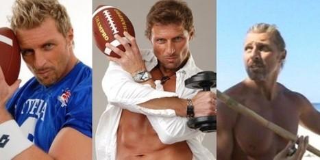 Max Bertolani, dal Football americano all'isola dei Famosi - Sfilate | fashion and runway - sfilate e moda | Scoop.it