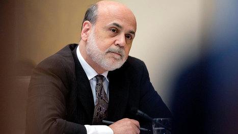 Bernanke Will Blog on Economics, Finance And Sometimes Baseball - Bloomberg   Social Studies Education   Scoop.it
