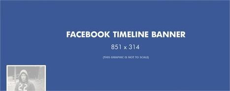 Plantillas en #Photoshop para #facebook y #twitter | Diseño y Recursos Web | Scoop.it