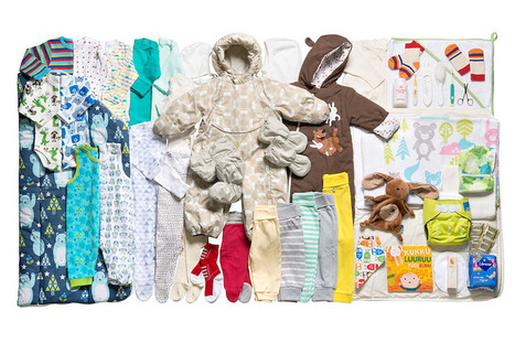 #4 – An Equal Start to Life: The Finnish Baby Box Goes Global | Navigate | Scoop.it