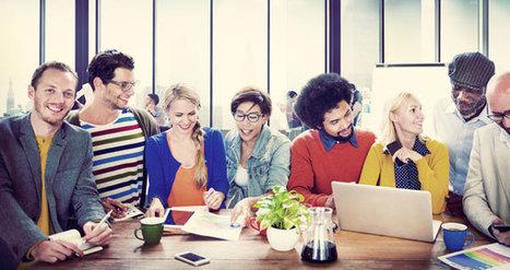 Seniors, comment travailler avec les jeunes ? - Mode(s) d'emploi | Au fil de l'emploi | Scoop.it