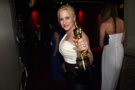 Patricia Arquette dedicates her Oscar speech to women's equality - Fortune   A2 Media Studies   Scoop.it