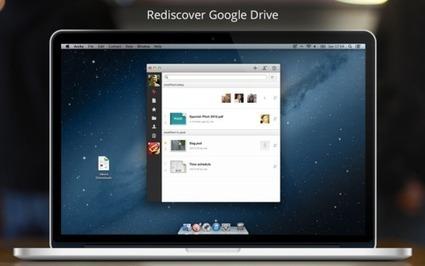 Archy, el millor gestor de Google Drive, ja a la Mac App Store | APPLE, iMac, iPad, iPhone | Scoop.it