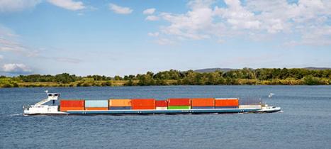Conférence nationale sur le fret fluvial : d'accord sur le constat, TFF demande des actions | Report modal | Scoop.it