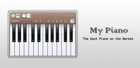 My Piano - Android Market | Best of Android | Scoop.it