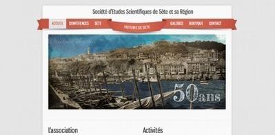 La Société d'Etudes Historiques et Scientifiques de Sète et de sa région | Historia | Nos Racines | Scoop.it