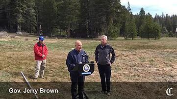 California drought: Jerry Brown orders historic 25 percent mandatory water use reduction | California drought | Scoop.it