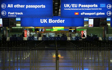 EU wil heffing voor Britten invoeren | Parlement, Politiek en Europa | Scoop.it