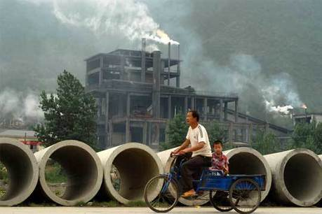 China uses drones to find most polluting factories | The Jazz of Innovation | Scoop.it