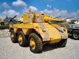 Saladin Armored Car – Walk Around   History Around the Net   Scoop.it