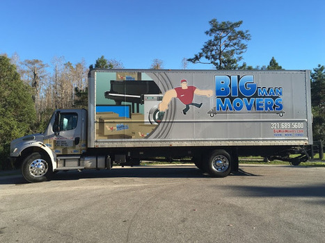 Big Man Movers - Tips for a Stress Free Move: Orlando Movers | Residential and Commercial Relocation by Big Man Movers | Scoop.it