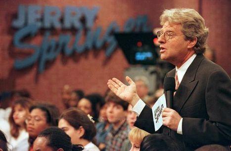Jerry Springer exploits trans women for ratings, transmisogyny for profit ... - The TransAdvocate | Marginalisation | Scoop.it
