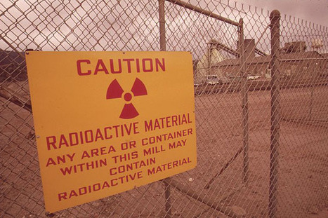 Bacteria Could Help Clean Groundwater Contaminated by Uranium Ore Processing, Rutgers Study Finds | Nuclear Physics | Scoop.it