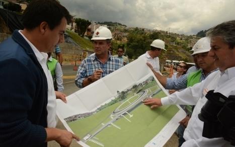 Visita con plata y obras para Manizales y Caldas - La Patria.com   Infraestructura Sostenible   Scoop.it