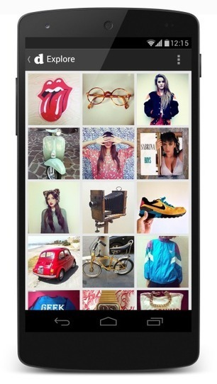 Depop Takes Its Social Shopping App To Android After 200K Downloads On iOS   TechCrunch   smart phone   Scoop.it