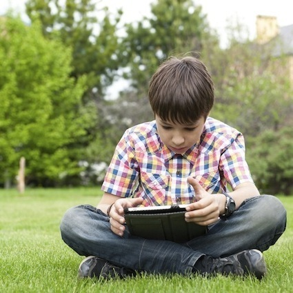 Tech-Inspired Ideas for Students' Summer Reading | Toolkit for integration | Scoop.it