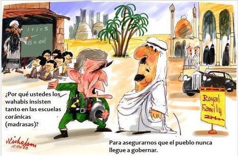 Wahabismo actual, terror y petróleo - Sin Dioses | WAHABISMO | Scoop.it
