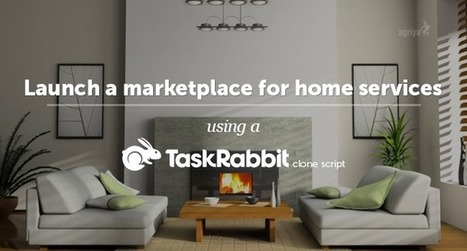 Taskrabbit clone to develop a service marketplace platform | Thumbtack clone and Taskrabbit clone script, clones script | Scoop.it