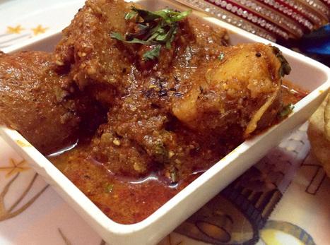 Kashmiri Dum Aloo | Arabic and Indian Recipes | Scoop.it
