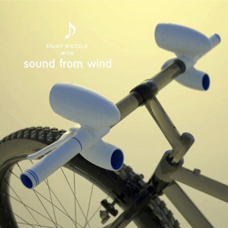 Wind sound bicycle instrument | DESARTSONNANTS - CRÉATION SONORE ET ENVIRONNEMENT - ENVIRONMENTAL SOUND ART - PAYSAGES ET ECOLOGIE SONORE | Scoop.it