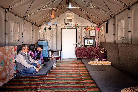 Ikea's Newly Designed Refugee Shelters Are a Game Changer | Sustain Our Earth | Scoop.it