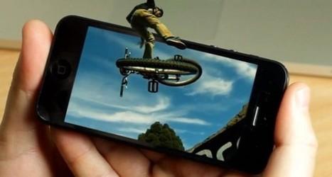EyeFly 3D transforme l'écran de votre smartphone en écran 3D avec un nouveau film protecteur | Actinnovation© | GADGETS HITECH | Scoop.it