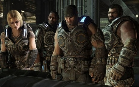 Gears of War 3: King Of The Bromance Shooters! | Transmedia: Storytelling for the Digital Age | Scoop.it